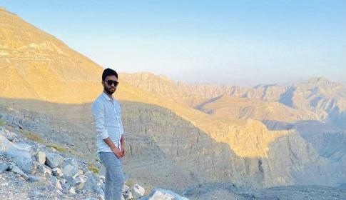 আমিরাতের সর্বোচ্চ পর্বত জেবেল জাইস