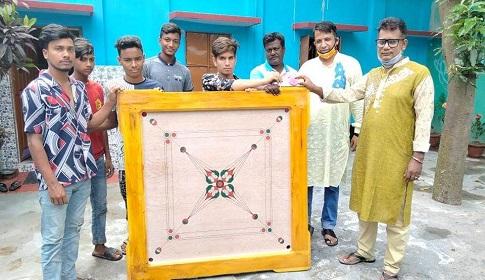 দিনাজপুরে চ্যানেল আই দর্শক ফোরামের উদ্যোগে কেরাম প্রদান