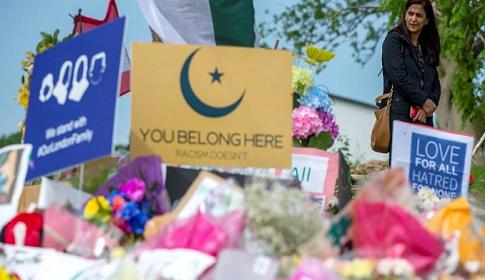 কানাডায় মুসলিম হত্যা, সন্ত্রাসী হামলার দায়ে বিচার শুরু