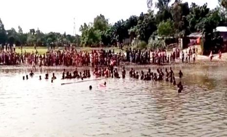 ঠাকুরগাঁওয়ে টাঙ্গন নদীতে ডুবে শিশুর মৃত্যু