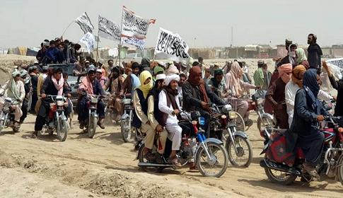 আফগান যুদ্ধ: ভয়-আতঙ্কে কান্দাহার ছাড়ছে বহু মানুষ