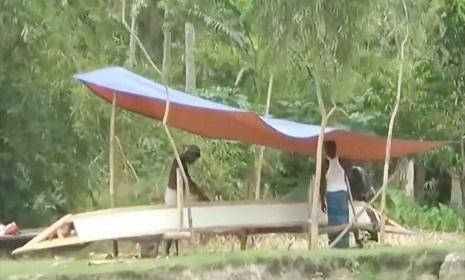 কুড়িগ্রামে বন্যার আগাম প্রস্তুতি নিতে বিপাকে মানুষ
