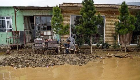 আফগানিস্তানে বন্যায় অন্তত ৬০ জনের মৃত্যু, নিখোঁজ বহু