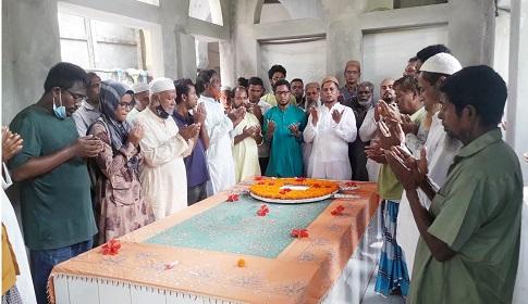 আবুবকর খান ভাসানীর ৯ম মৃত্যুবার্ষিকী পালিত