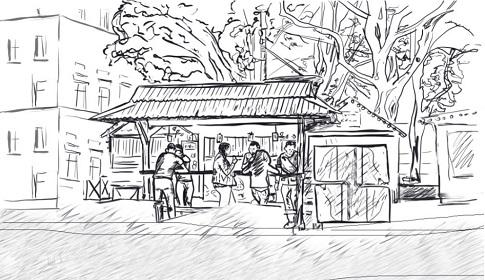 হারিয়ে যাওয়া 'দাস কেবিন' : মানিকগঞ্জের 'কফিহাউজ'